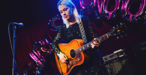 Phoebe Bridgers on Broadcasting From Home