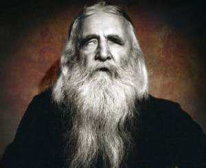 Moondog on Broadcasting From Home