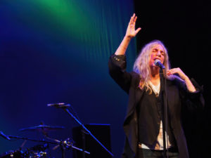 Patti Smith on Broadcasting From Home Podcast