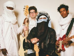 Mdou Moctar on Broadcasting From Home